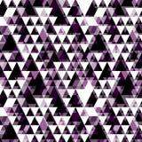 Σχέδιο τριγώνων Στοκ Φωτογραφία