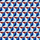 Σχέδιο τριγώνων Στοκ Εικόνες