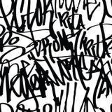 Σχέδιο υποβάθρου γκράφιτι Στοκ φωτογραφία με δικαίωμα ελεύθερης χρήσης