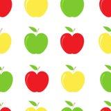 Σχέδιο υποβάθρου της Apple Στοκ Εικόνες