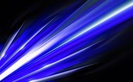 Σχέδιο υπολογιστών του μπλε αφηρημένου υποβάθρου Στοκ εικόνα με δικαίωμα ελεύθερης χρήσης