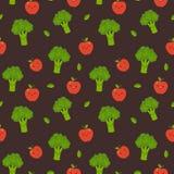 Σχέδιο φρούτων και λαχανικών Στοκ Φωτογραφία