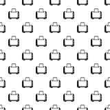 Σχέδιο φρυγανιέρων, απλό ύφος Στοκ εικόνα με δικαίωμα ελεύθερης χρήσης