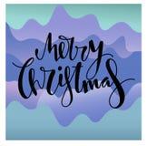 Σχέδιο Χαρούμενα Χριστούγεννας Στοκ φωτογραφία με δικαίωμα ελεύθερης χρήσης
