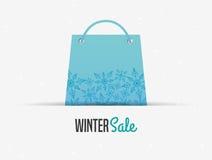 Σχέδιο χειμερινής πώλησης ελεύθερη απεικόνιση δικαιώματος