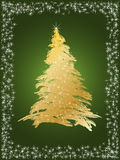 σχέδιο Χριστουγέννων Στοκ Εικόνα