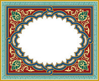 Σχέδιο Arabesque Στοκ Εικόνες