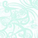 Σχέδιο Doodle με συρμένη τη χέρι διακόσμηση Στοκ εικόνα με δικαίωμα ελεύθερης χρήσης