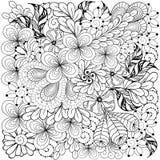 Σχέδιο doodle Στοκ Φωτογραφία