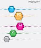 Σχέδιο Infographic για την ταξινόμηση προϊόντων διανυσματική απεικόνιση