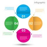 Σχέδιο Infographic για την ταξινόμηση προϊόντων Στοκ εικόνες με δικαίωμα ελεύθερης χρήσης