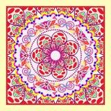 Σχέδιο Mandala Απεικόνιση αποθεμάτων
