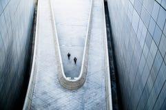 Σχέδιο Plaza, Σεούλ, Νότια Κορέα Dongdaemun Στοκ Φωτογραφίες
