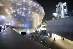 Σχέδιο Plaza Dongdaemun Στοκ φωτογραφίες με δικαίωμα ελεύθερης χρήσης