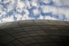 Σχέδιο Plaza Dongdaemun Στοκ φωτογραφία με δικαίωμα ελεύθερης χρήσης