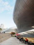 Σχέδιο Plaza Dongdaemun Στοκ Εικόνες