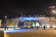 Σχέδιο Plaza Dongdaemun - DDP Στοκ Εικόνα