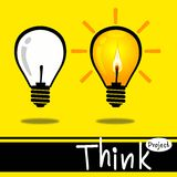 Σχέδιο Think6 Στοκ εικόνα με δικαίωμα ελεύθερης χρήσης