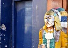 Σχήμα 2 αμερικανών ιθαγενών καταστημάτων πούρων στοκ εικόνα με δικαίωμα ελεύθερης χρήσης