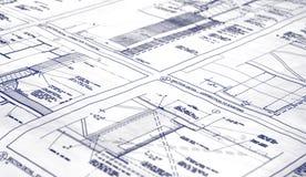 σχεδιάγραμμα Στοκ Εικόνα