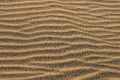 σχεδιάστε την άμμο Στοκ φωτογραφία με δικαίωμα ελεύθερης χρήσης
