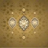 σχεδιάστε τον οθωμανικό άνευ ραφής παραδοσιακό Τούρκο Στοκ εικόνες με δικαίωμα ελεύθερης χρήσης