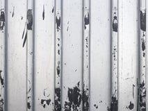 Σχεδιασμένος περίγραμμα παφλασμός κηλίδων ρύπου υποβάθρου φύλλων μετάλλων Στοκ εικόνα με δικαίωμα ελεύθερης χρήσης