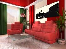 σχεδιασμός του εσωτερικού δωματίου στοκ φωτογραφία