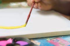 Σχεδιασμός χεριών παιδιών ` s στοκ εικόνες