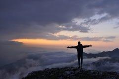 Σχετικά με τον ουρανό Στοκ φωτογραφίες με δικαίωμα ελεύθερης χρήσης