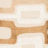 Σχεδίων υφαντικό υπόβαθρο σύστασης υφάσματος υλικό Στοκ Εικόνα