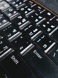 Σχεδιάγραμμα πληκτρολογίων Στοκ φωτογραφία με δικαίωμα ελεύθερης χρήσης