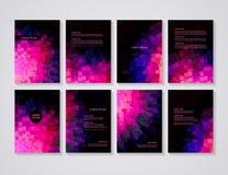 Σχεδιαγράμματα ιπτάμενων φυλλάδιων Στοκ Φωτογραφίες
