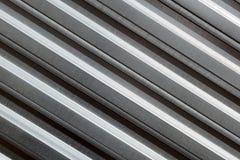 Σχεδιασμένο περίγραμμα μέταλλο φύλλων Στοκ Φωτογραφίες