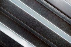 Σχεδιασμένο περίγραμμα μέταλλο φύλλων Στοκ φωτογραφία με δικαίωμα ελεύθερης χρήσης