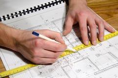 σχεδιασμός οικοδόμησης στοκ φωτογραφίες με δικαίωμα ελεύθερης χρήσης