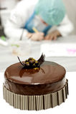 Σχεδιασμός του κέικ Στοκ Εικόνες