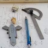 Σχεδιασμός των μηχανικών μερών στοκ φωτογραφία με δικαίωμα ελεύθερης χρήσης
