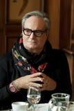 Σχεδιαστής μόδας Rocco Barocco την ημέρα έναρξης του πρώτου καταστήματος μονο-εμπορικών σημάτων στη Ρωσία Στοκ φωτογραφίες με δικαίωμα ελεύθερης χρήσης