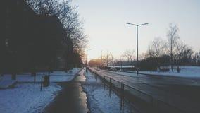 Σχεδόν σκοτεινός Στοκ φωτογραφίες με δικαίωμα ελεύθερης χρήσης