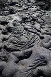 Σχηματισμοί λάβας - Galapagos Στοκ Φωτογραφία