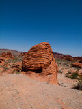 Σχηματισμοί βράχου κυψελών στοκ φωτογραφία με δικαίωμα ελεύθερης χρήσης