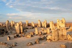 Σχηματισμοί βράχου φαινομένου. Όρθια πέτρα Στοκ εικόνα με δικαίωμα ελεύθερης χρήσης