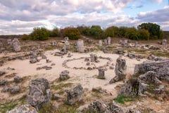 Σχηματισμοί βράχου φαινομένου Στοκ φωτογραφίες με δικαίωμα ελεύθερης χρήσης