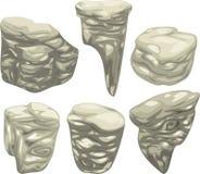 Σχηματισμοί βράχου Στοκ Εικόνες