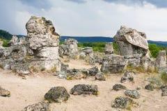 Σχηματισμοί βράχου Στοκ εικόνες με δικαίωμα ελεύθερης χρήσης