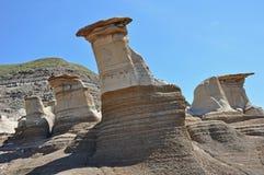 Σχηματισμοί βράχου doos Hoo Στοκ φωτογραφίες με δικαίωμα ελεύθερης χρήσης