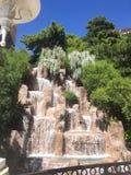 Σχηματισμοί βράχου Las Vegas Strip Στοκ Εικόνες