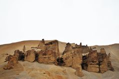 Σχηματισμοί βράχου Manali σε Leh ladakh Στοκ εικόνα με δικαίωμα ελεύθερης χρήσης