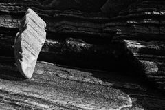 Σχηματισμοί και βράχος Στοκ Εικόνες